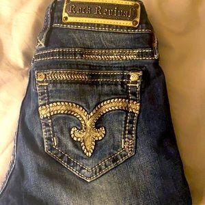 Rock revival jeans (skinny)